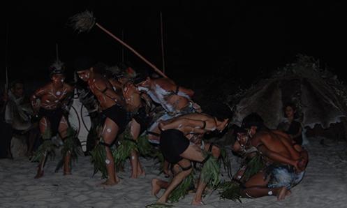 Kuri Dance 2007 Telfer