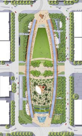 Victoria Square-Tarndanyangga Masterplan (TCL)