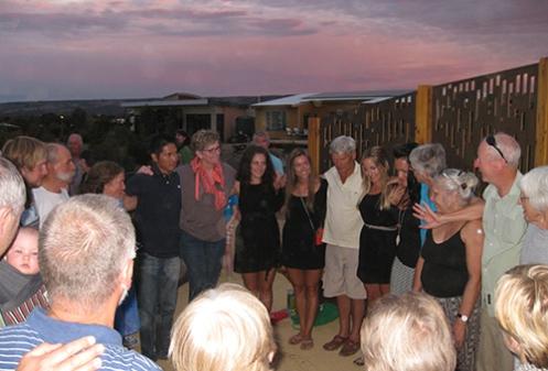 Wodli ngundarta Handover to Village, 2014 (CRED)