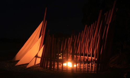 Wodli  ngundarta, The Dedication Fire 2013